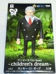 ワンピース Cry heart children's dream vol.2 モンキー D ガープ