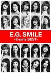 ���� �ė����T�t E.G.SMILE -E-girls BEST- +3DVD+�X�}�v�� ����