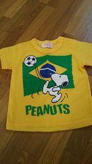 スヌーピー×ブラジル Tシャツ