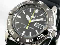 セイコー5 スポーツ 5 SPORTS 日本製 自動巻き 腕時計 SNZB23J2