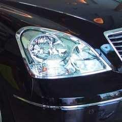 トヨタ ヘッドライトリングセルシオ30系31系前期用