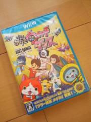 新品WiiU妖怪ウォッチダンス☆ジャストダンススペシャルバージョン