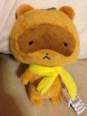 妖狐x僕SS*渡狸 マフラーマスコット★【黄色】