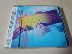 CD「アムネジアAMNESIA」(TUSK、人時)廃盤●