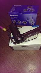 Panasonic��w570M�f�W�^���r�f�I�J����