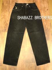 ��SHABAZZ BROTHERS ��ׯ� ����/W32����ذ�,HIPHOP��SALE�j�i��