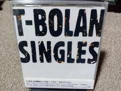 T-BOLAN SINGLES 帯付