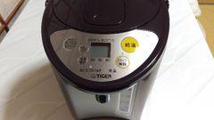 新品同様 タイガー VE給湯式電気ポット とく子さん PIL-A300T 3.0L
