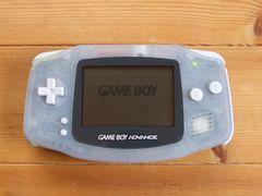 Nintendo ゲームボーイアドバンス 本体 ミルキーブルー Used