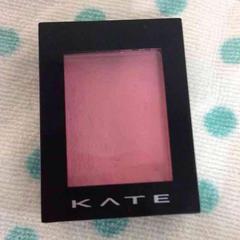ケイト プレストチークカラー PK1