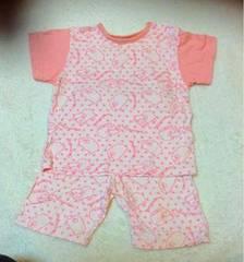 ひつじ半袖パジャマ