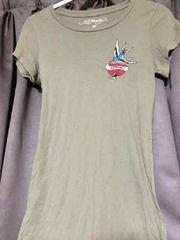 エドハーディ確実本物 Tシャツ 新品ハワイ タトゥーカットソー