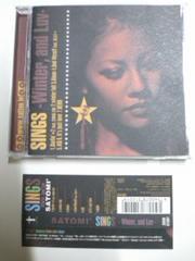 (CD)SATOMI/��Ё�SINGS�Winter�and Luv���COMA CHI�����Q��