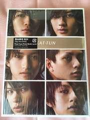 KAT-TUN Real face 2CD+DVD 完全限定BOX 美品