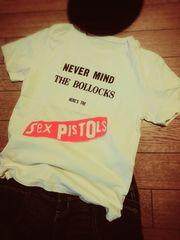 sex pistols Tシャツ