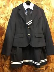 新品☆ティーンズ170サイズ制服風スーツセット♪15000円を☆j293