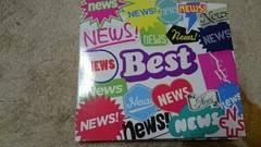 NEWS「NEWS BEST」初回2枚組/テゴマス