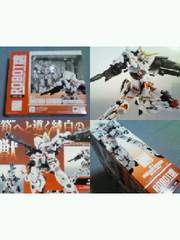 人気ROBOT魂:RX-0ユニコーンガンダム(デストロイモード)フルアーマー対応♪