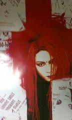 X JAPAN hide �|�X�^�[ �q�f 1994 HIDE YOUR FACE