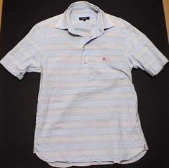 1点限り☆バーバリーブラックレーベル 半袖シャツ Mサイズ