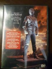 マイケル・ジャクソン「ビデオ・グレイテスト・ヒッツ-ヒストリー-」DVD