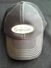 TENDERLOIN 黒色×緑色帽子テンダーロイン キャップ日本製 ブラック即決