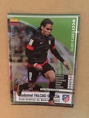 12-13 WOS14 ラダメル ファルカオ ガルシア 勝利の鍵 コロンビア