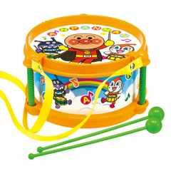 新品 送料無料 アンパンマン ドラム