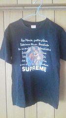 シュプリームマリアTシャツ サイズsBOXロゴ