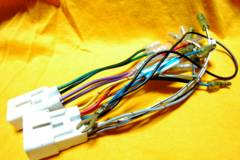 カーオーディオ用変換カプラー ダイハツ対応 管131