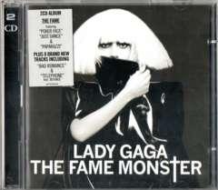 新品即決LADY GAGAレディーガガTHE FAME MONSTER輸入盤2CD