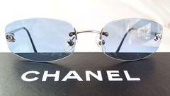 ●本物確実正規超美品CHANEL シャネルサングラス4002