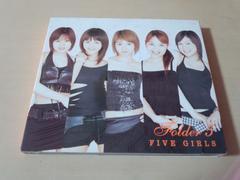 フォルダー5 CD「FIVE GIRLS」Folder5 HIKARIトレカ付 初回●