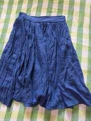 ブルースカートMサイズ
