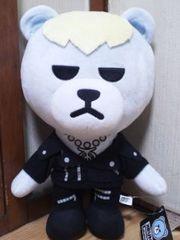 KRUNK×BIGBANGBANG BANG BANG BIGぬいぐるみ3V.I