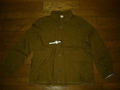 新品ヒムカシ製図リネンシャツジャケット1キャンバスヤエカ