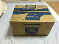 Panasonic strada CN-RS02WD �V�i���J��
