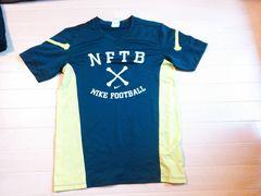 NIKE nftb  プラクティス練習着 半袖ナイキフットボールSサイズ