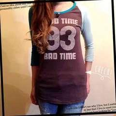 ◆SLY◆ロングTシャツ