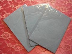 シルバークロス3枚セット15(郵便送料込)シルバー磨き貴金属