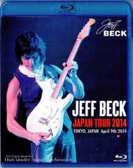 Jeff Beck ジェフベック 東京ドーム 4.9.2014 (Blu-Ray)1DISC