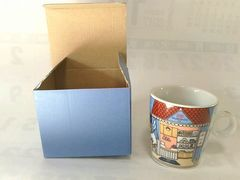 ムーミン香港スーベニア店舗デザイン限定ミニマグ(マグカップ)オリジナル未使用箱付き