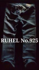 【RUEHL No.925】USA製 Vintage Premium デストロイジーンズ 36/M.Wash