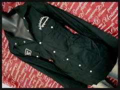 5L刺繍入りミリタリー長袖シャツ新品/MCK-609