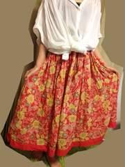 ジャイロホワイト☆ロングスカート