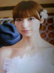 即決■非売品 上からマリコ特典写真 篠田麻里子■AKB48タワレコアイドルフォト