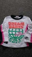 DREAMBABYS80ロンT男女OK