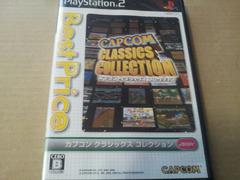 PS2☆CAPCOM クラシックス コレクション☆名作22ゲーム収録♪