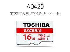 ���� TOSHIBA�� microSDHC�J�[�h 16GB CLASS10