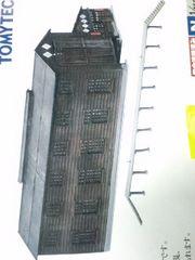 ジオコレ 建物コレクション 電車庫A1 箱破損